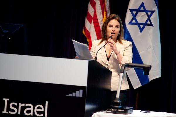 CICC Israel Mobil Showcase 2011