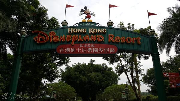 Disneyland Resort, Hong Kong Disneyland