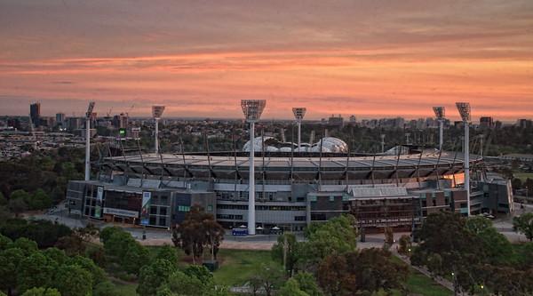 Melbourne as I saw it