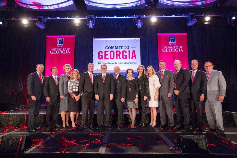 Description: Capital Campaign Atlanta Kickoff Event Committee Group