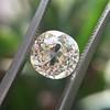2.54ct Old Mine Cut Diamond, GIA U/V VS1 17