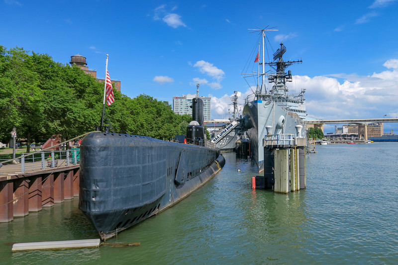 Buffalo & Erie County Naval and Military Park, NY (6-23-18)