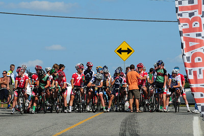 Tour de l'Abitibi Stage 1