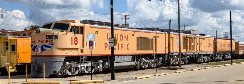 ILL Railroad Museum