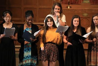 Choral Concert April 2019