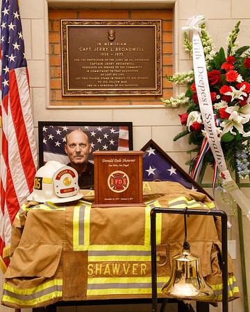 Shawver Memorial - 1/7/17