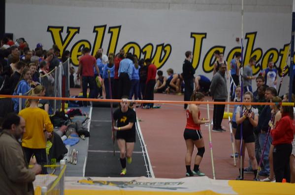 2015 Centerville Indoor Track - Girls