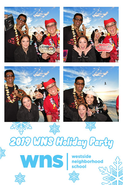 WNS Faculty/Staff Holiday Party