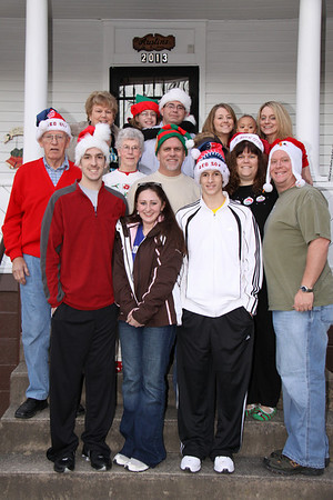 2008 December - Christmas in Bluefield