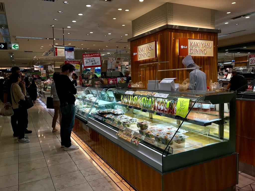 Takashimaya Times Square Food Floor