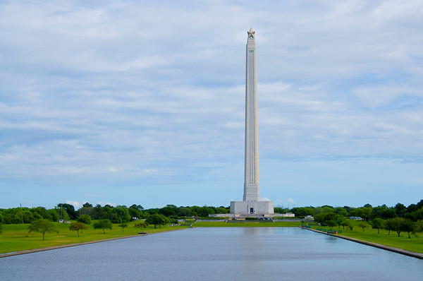 San Jacinto Monument & Battleshi[p Texas (BB-35)