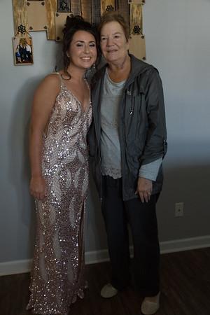 Rachael's Junior Prom