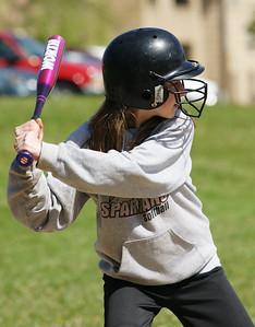 Sacred Hearts Softball (May 2009)