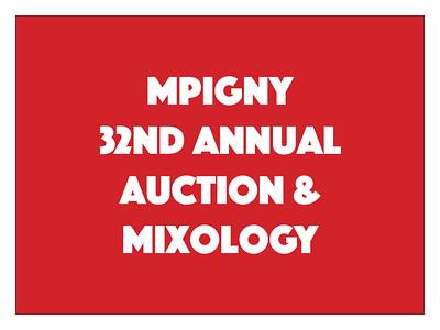 MPIGNY 32nd Auction & Mixology Madness