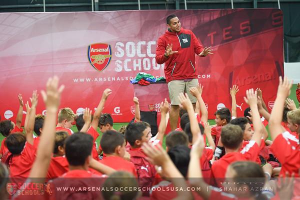 2017 logo Arsenal Academy Gian Paul Gonzalez lecture