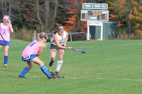 WUHS Field Hockey vs Otter Valley