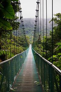 San Jose to Monteverde