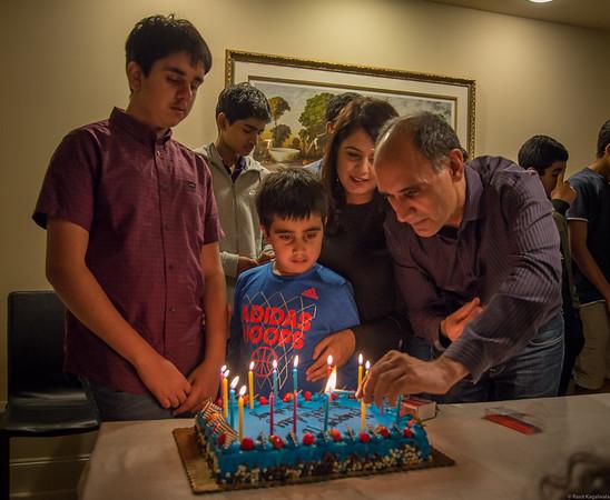 Akshay Birthday, 2017
