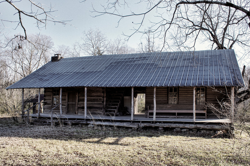 Reeves-Melson Dogtrot - Bonnerdale, AR