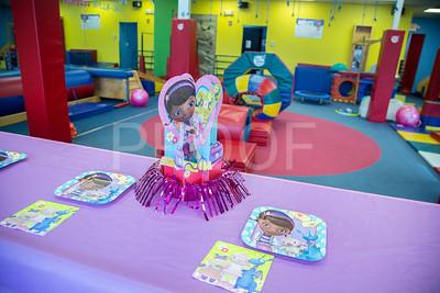 Ariah's 1st Birthday