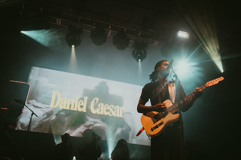 Daniel Caesar © Lindsey Blane | www.lindseyblane.com