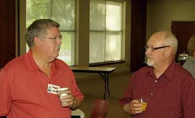 Chadron (Nebr) High School Classes of 1960-61 Reunion Breakfast