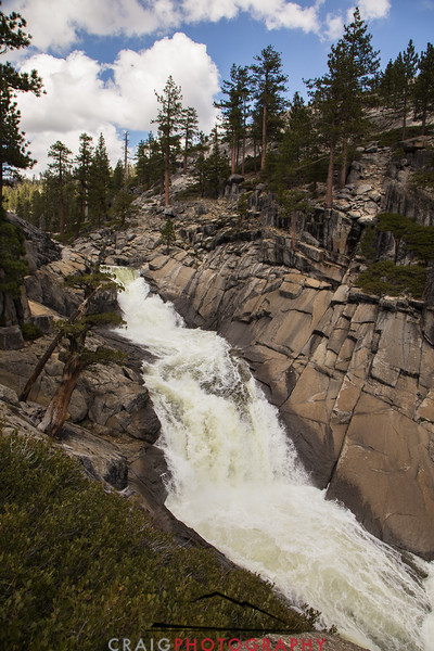 Yosemite above Upper Yosemite Falls 4