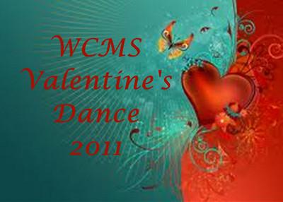 WCMS Valentine's Dance 2011