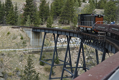 Colorado: Georgetown Loop Railroad, 2008