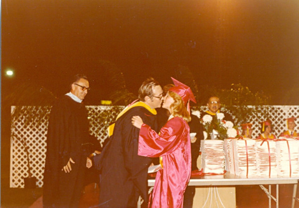 HHS Graduation 1975