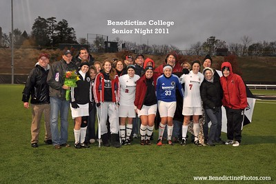 2011 Soccer ~ Senior Night