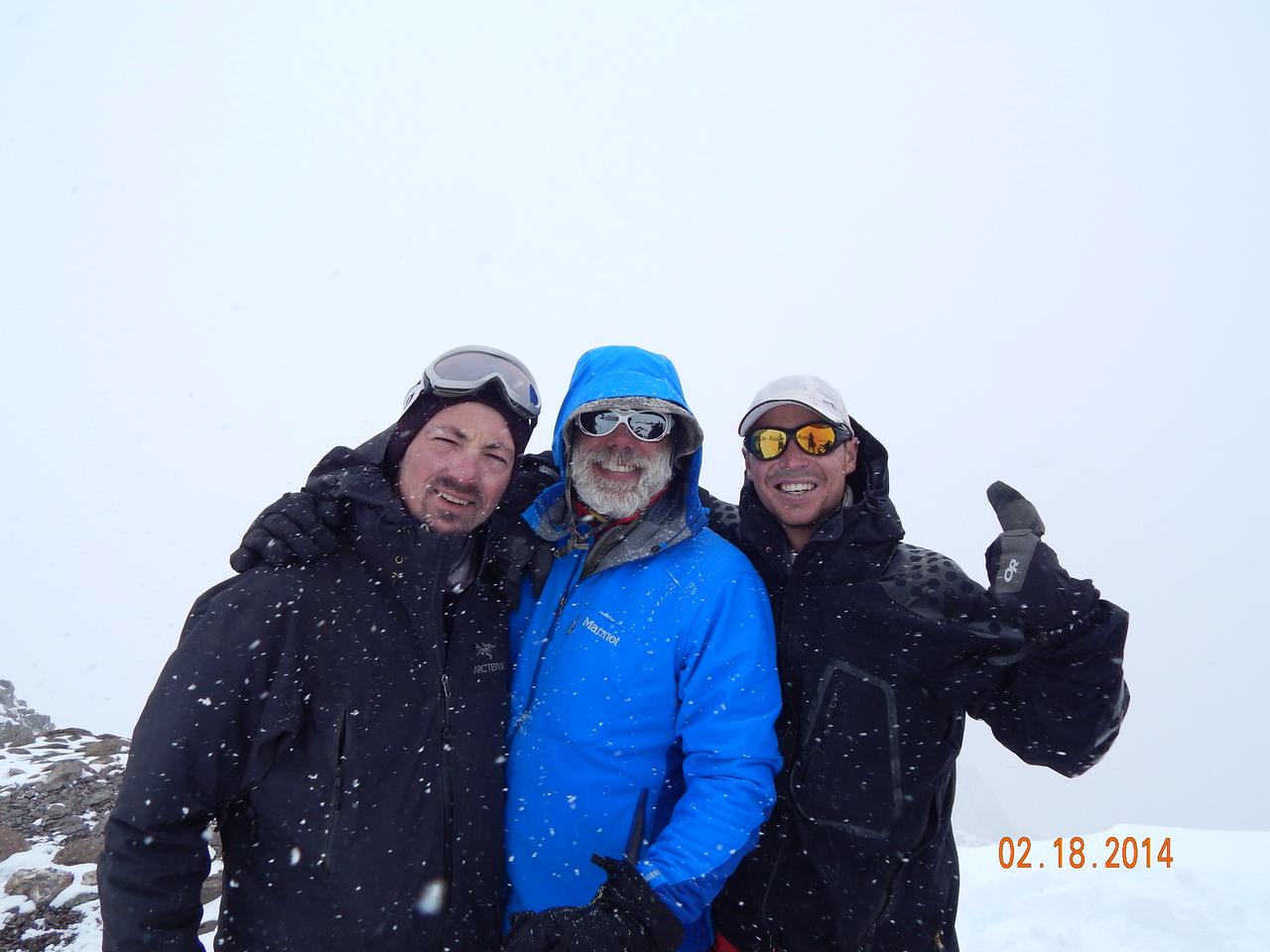 22,841 foot Summit