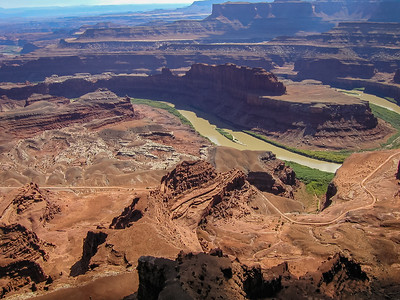 Horse Shoe Bend, Bryce Canyon, Death Valley, Sequoia Park