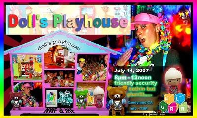Dolls Playhouse