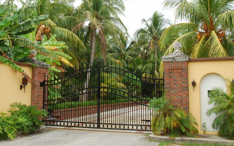 Gates to the Keys