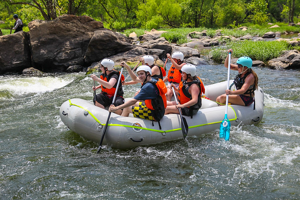 River City Adventures 6-20-15 Morning Trips