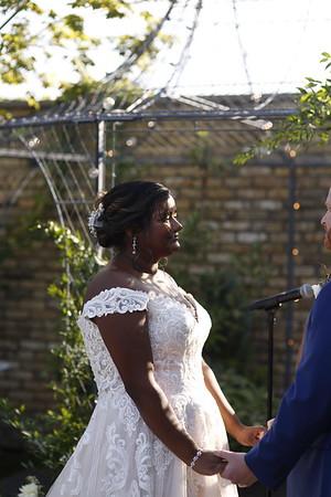 Jeshanah and Matt Wedding RAW
