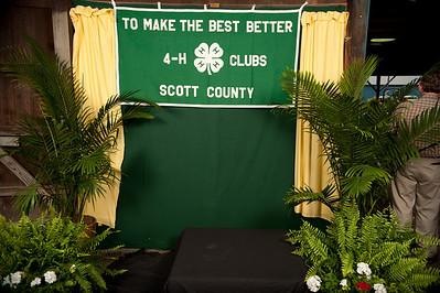 Scott County 4 H Portratis