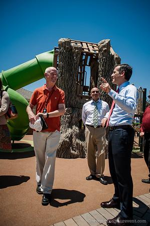 La Mirada Park Inauguration