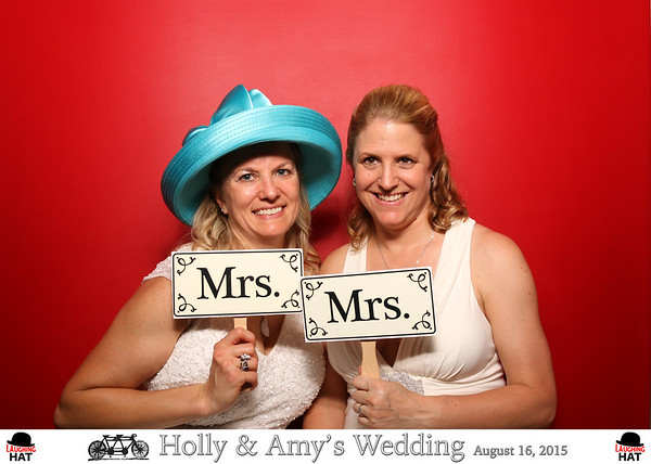 Holly & Amy's Wedding