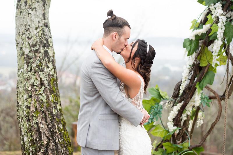 Sevierville Wedding