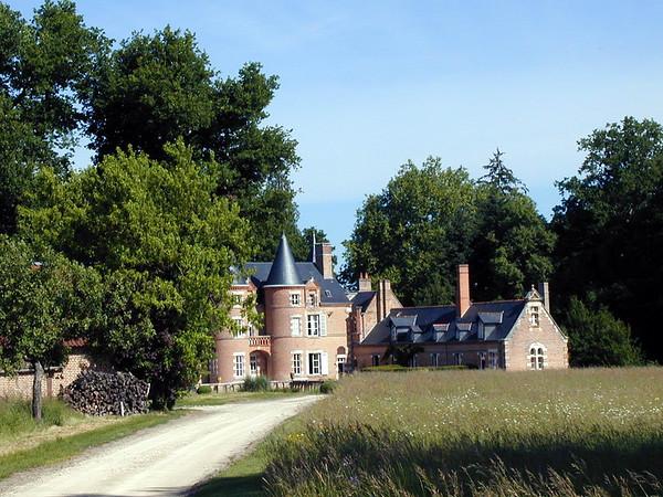 Chateau de Sologne