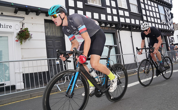 Warwick Town Centre Races 2019 - 4th Cat