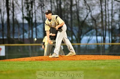 2015 03 23 Varsity baseball CHS