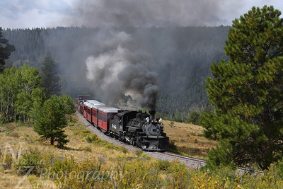 Steam-Cumbres & Toltec