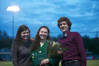 2015 Carissa's NRHS Graduation