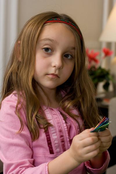 My niece Arayana.