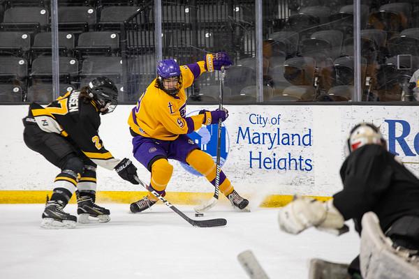 Ice Hockey: CBC vs Lafayette Leg Two