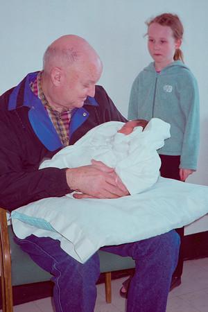 Linda's family 2000