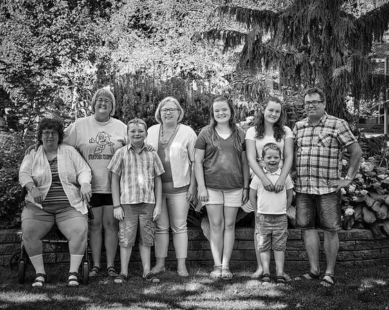 The Shatford Family